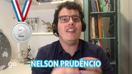 Dia #12: A 12ª medalha do Brasil conquistada por Nelson Prudêncio no salto triplo