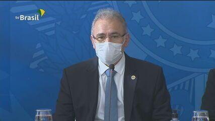 Marcelo Queiroga pede tempo e defende a ideia de 'fazer política de saúde e não política na saúde'
