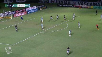 Melhores momentos: Vasco 3 x 1 Macaé pela 5ª rodada Carioca - Galarza fechou o placar com golaço; veja