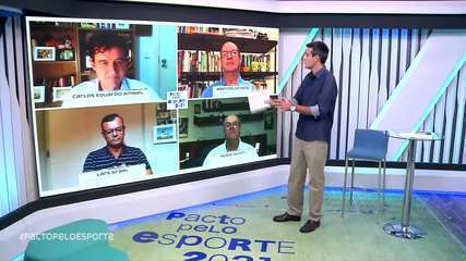 Pacto pelo Esporte: Mesa discute importância do Plano Nacional do Desporto