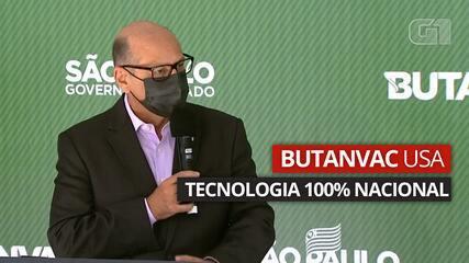Butanvac usa tecnologia 100% nacional