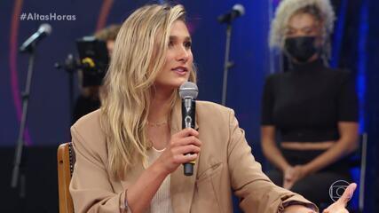 Sasha fala sobre suas missões sociais na Angola