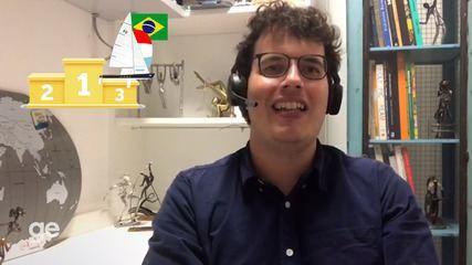 Dia #17: Em 1976, Brasil ignora sistema de meteorologia da NASA e leva o bronze na vela