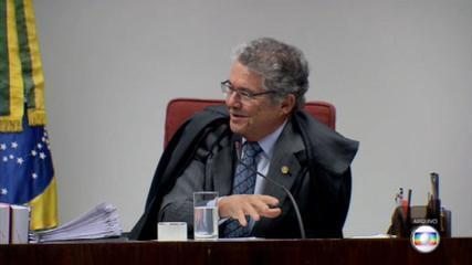 Marco Aurélio Mello, decano do STF, anuncia aposentadoria para 5 de julho