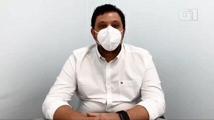 Secretário de Saúde de Itatiba fala sobre profissional afastada por fingir aplicar vacina