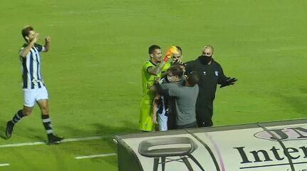 Figueirense 3 x 0 Hercílio Luz: Assista aos melhores momentos da partida