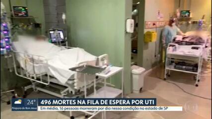 Com hospitais em colapso, equipes médicas começam a decidir quem vai ocupar vaga de UTI