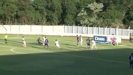 Veja os gols de Azuriz 3x0 Maringá, pelo Campeonato Paranaense