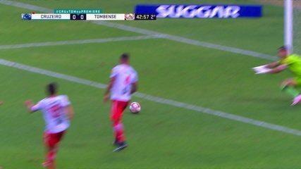 Melhores momentos: Cruzeiro 0 x 0 Tombense pelo Campeonato Mineiro