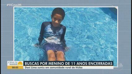 Busca por menino de 11 anos que sumiu na zona rural de Itiúba na BA é encerrada