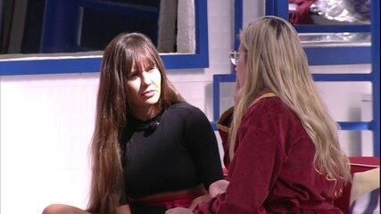 Viih Tube sobre sisters dormirem no Quarto do Líder: 'Não vou ficar escolhendo'