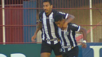 Brusque 2 x 2 Figueirense: assista aos melhores momentos da partida