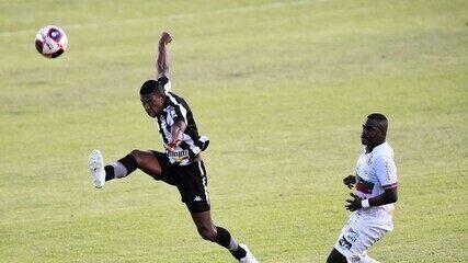 Melhores momentos: Botafogo x Portuguesa-RJ pelo Campeonato Carioca