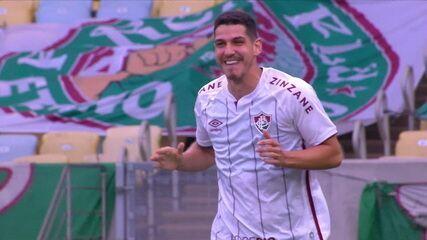 Nino vai disputar primeira Libertadores da carreira pelo Fluminense