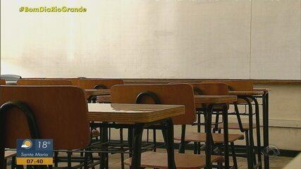 Governo do RS entra com pedido no STF para retorno das aulas presenciais