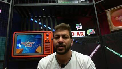 Raio-X BBB21: Caio - 06/04