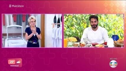 Rodolffo comemora sucesso da música 'Batom de Cereja'