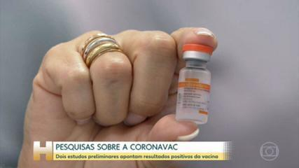 CoronaVac é eficaz contra variante brasileira do coronavírus, aponta estudo