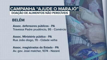 Campanha arrecada doações para a região do Marajó