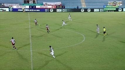 Após marcar gol do meio de campo contra CRB, Ciel tenta de mais longe contra Náutico