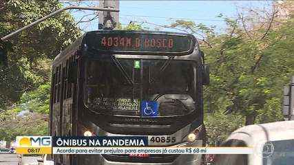 """Prefeitura mantém """"ajuda"""" de R$ 68 milhões para empresas, mesmo com ônibus lotados"""