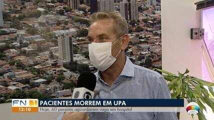 Prefeito de Presidente Prudente fala sobre mortes de pacientes em UPAs
