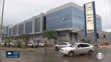 Contrariando regras, hospital particular do DF vacina adolescentes estagiários contra Covid-19