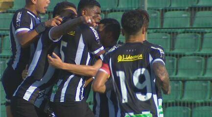 Figueirense 1 x 1 Joinville: assista aos melhores momentos da partida