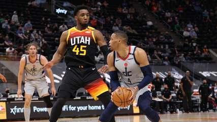 Melhores momentos: Utah Jazz 121 x 125 Washington Wizards pela NBA