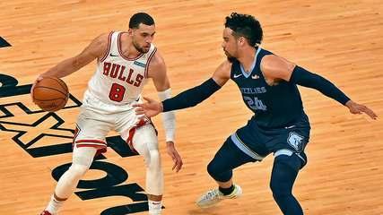 Melhores momentos: Memphis Grizzlies 101 x 90 Chicago Bulls pela NBA