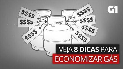 VÍDEO: Veja dicas para gastar menos gás