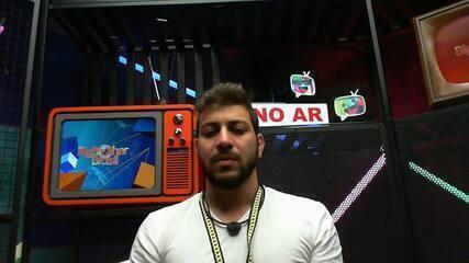 Raio-X BBB21: Caio - 14/04