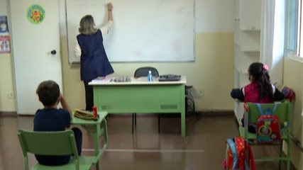 Santa Isabel permitiu retorno das aulas presenciais