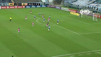 Melhores momentos: Grêmio 1 x 2 Independiente Del Valle, pela pré-Libertadores