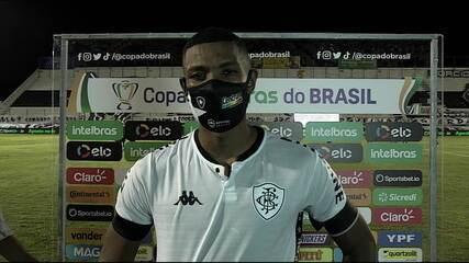 """Kanu lamenta eliminação do Botafogo na Copa do Brasil e lembra fase ruim: """"É difícil! Dói! Noites sem dormir"""""""
