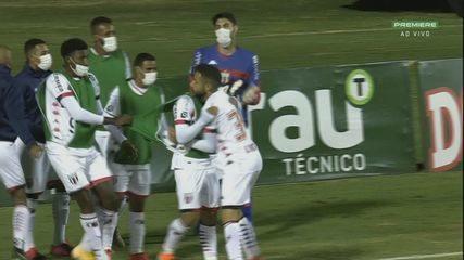 Os melhores momentos de Ituano 1 x 2 Botafogo-SP, pela 5ª rodada do Campeonato Paulista