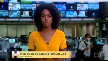 Petrobras volta a reajustar a gasolina e o diesel
