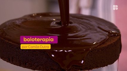 Boloterapia: entenda o que é com a confeiteira Camila Dutra