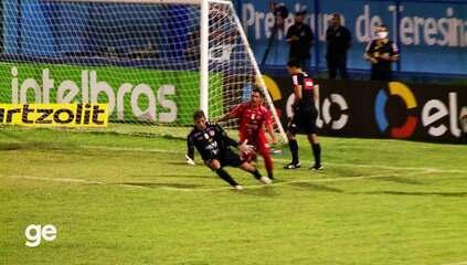 Assista às cobranças de pênaltis de 4 de Julho 0 (5) x (4) 0 Cuiabá pela segunda fase da Copa do Brasil