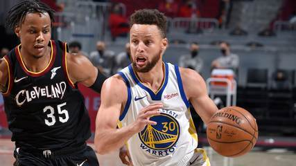 Melhores momentos: Cleveland Cavaliers 101 x 119 Golden State Warriors pela NBA