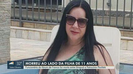 Funcionária pública é morta a tiros enquanto dirigia em Patrocínio Paulista, SP