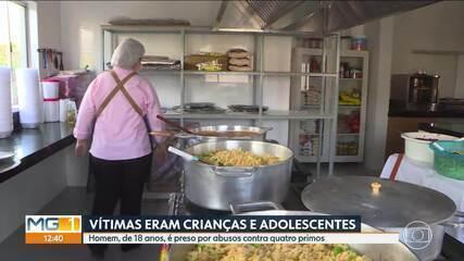 Voluntários distribuem almoço a famílias carentes em BH