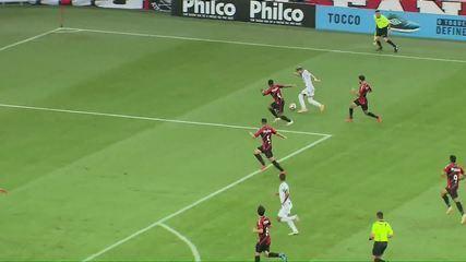 Athletico 0x4 Operário-PR: veja os gols do jogo da segunda rodada do Campeonato Paranaense