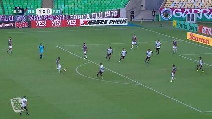 Melhores momentos de Fluminense 1 x 0 Botafogo pela 10ª rodada do Campeonato Carioca