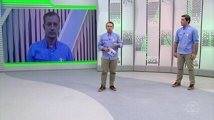 Sálvio Spíndola explica árbitro de vídeo em Náutico x Santa Cruz