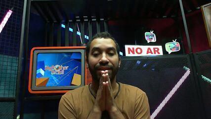 Raio-X BBB21: Gilberto - 20/04