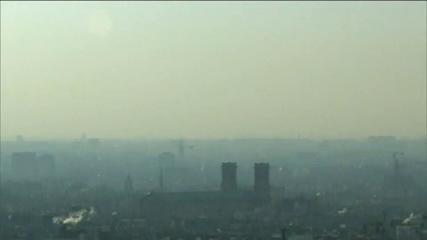 Aquecimento global: manifesto pede que Câmara vote emenda sobre redução de poluentes