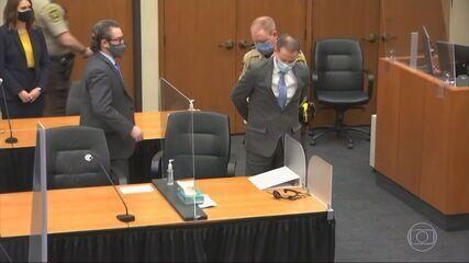 Júri declara ex-policial Derek Chauvin culpado pela morte de George Floyd
