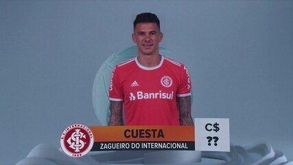 Cassius Leitão revela preços de Cuesta e Luccas Claro no Cartola FC 2021