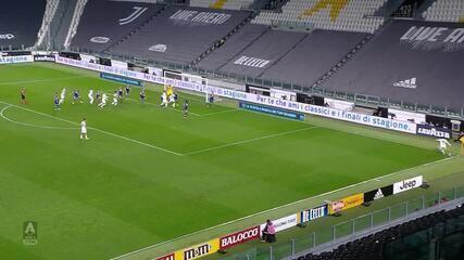 Melhores momentos: Juventus 3 x 1 Parma, pelo Campeonato Italiano